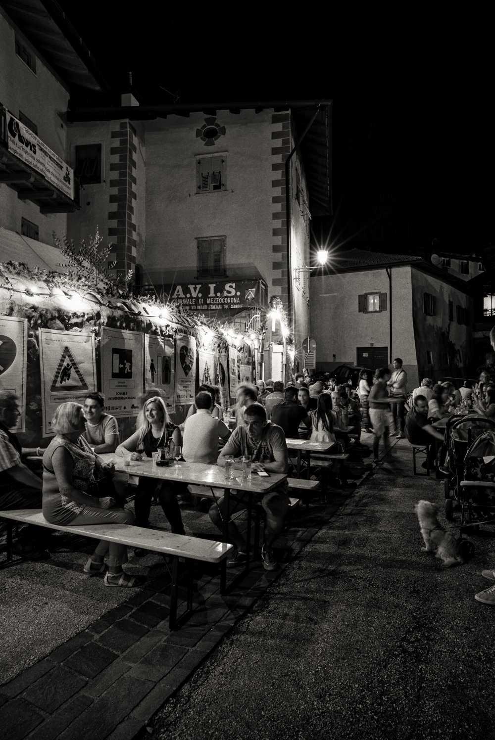 Settembre Rotaliano la festa in piazza di Mezzocorona
